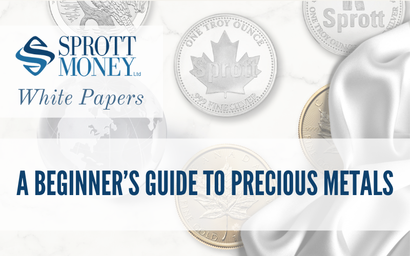 A Beginner's Guide To Precious Metals: Buy Silver, Gold and Platinum Smartly